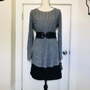 Style & Co Ribbed Knit Tunic