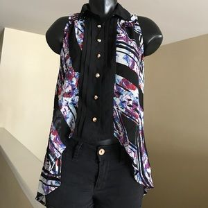 Material Girl Button Down