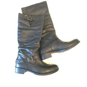 Shoes - Leather Riding boots