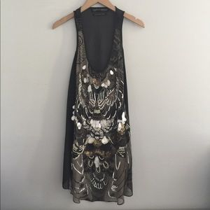 Women's All Saints Sequin Dress on Poshmark