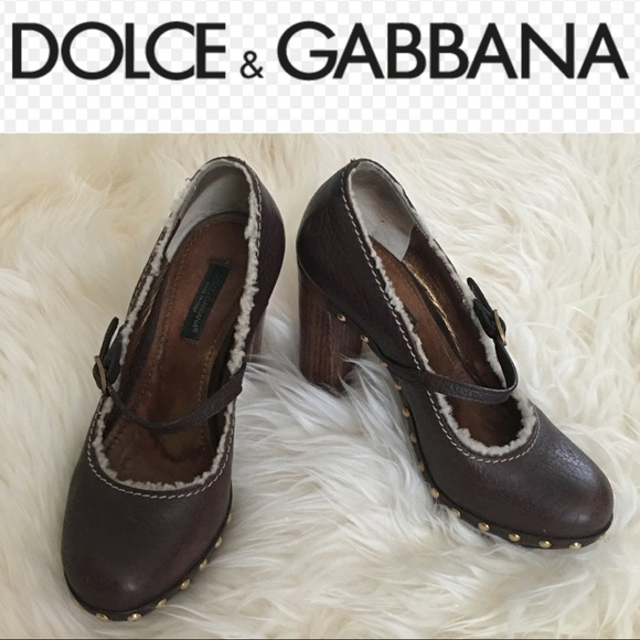 Dolce & Gabbana Shoes - Authentic Dolce & Gabbana Shoes -Size 35