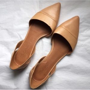 Madewell D'Orsay Flat