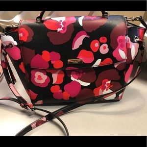Kate Spade Wndrful Floral Purse