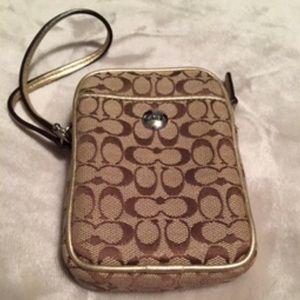 coach wristlets handbags zales jewelry rh securefinancialplanning com