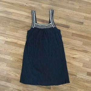 American Eagle Outfitter  dress w/Silver detail
