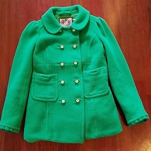 Juicy Coulture peacoat size small