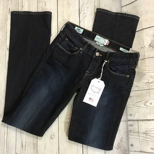 Lucky Brand Lolita boot cut jeans NEW!