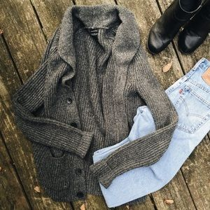 [NEW] Sydney Chunky Merino Wool Cardigan