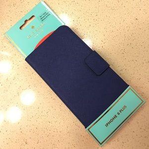 Authentic Kate Spade iPhone 6 Plus case