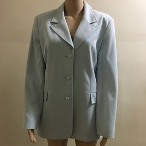 ⤵️ Jacket With Mock Front Pockets