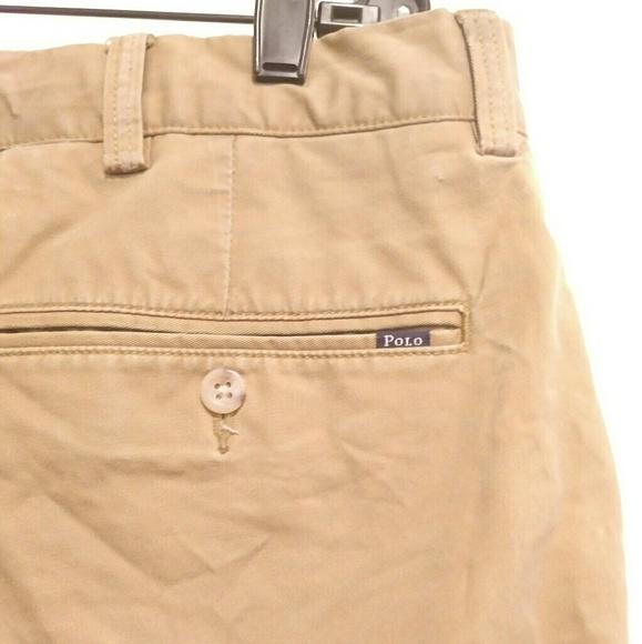 92676ee7 POLO mens pants khakis SIZE 36 X 30