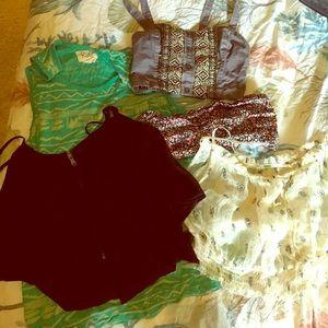UO shirt bundle