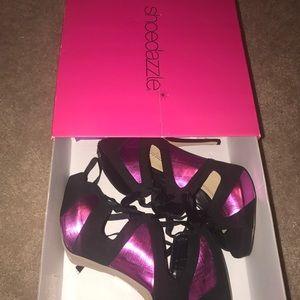 ShoeDazzle Dress Heels