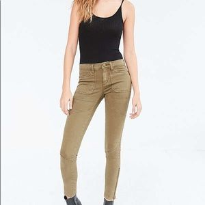 Urban Outfitters BDG Olive Jefferson Pant