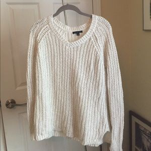 American Eagle thick knit sweater