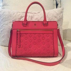 Coral Kate Spade Pedro Lane Bag