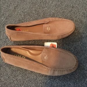 Coach loafers