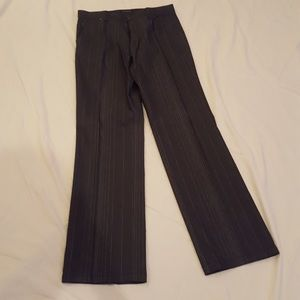 Studio Chereskin Men's Pinstriped Pants