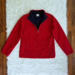 Prospirit Pullover Fleece Athletic jacket zip Up