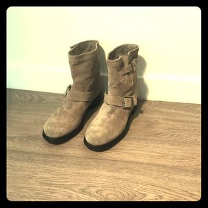 Jimmy chop youth biker boots