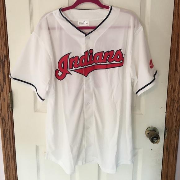 f371bc8d Shirts   Cleveland Indians Santana Jersey   Poshmark