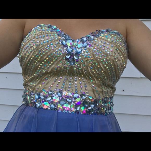 Sherri Hill Dresses - Sherri hill homecoming dress Size 4