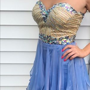 Sherri Hill Dresses - Sherri hill homecoming dress Size 4