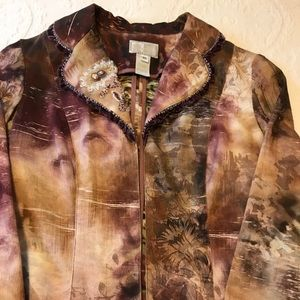 Alberto Makali jacket