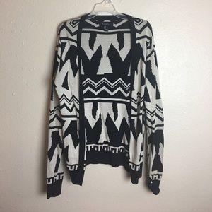 Tribal Print {men's} Sweater