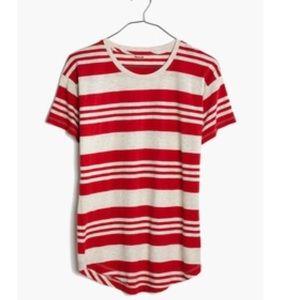 Madewell Whisper Cotton Crewneck Tee T-shirt XXS