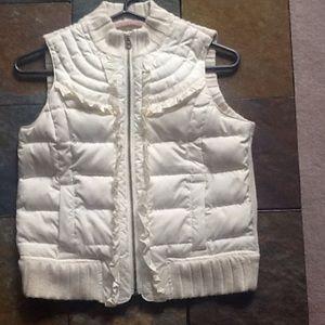 Ivory Juicy Vest