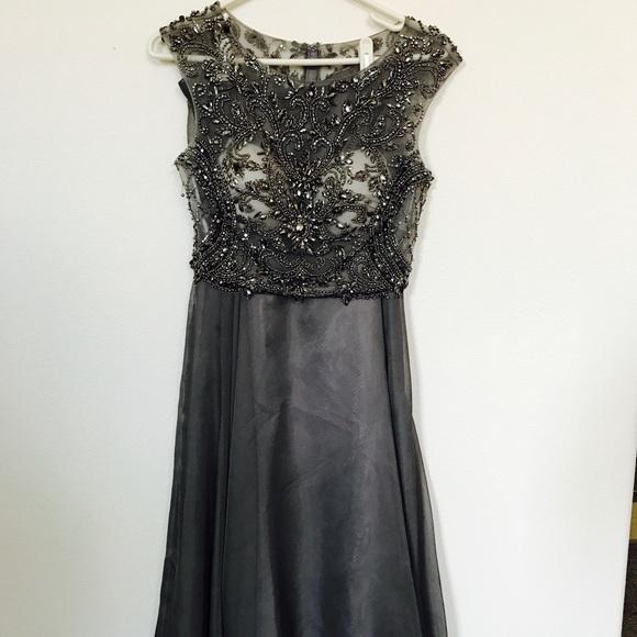 Sherri Hill Dresses - Sherri Hill 2-piece prom gown