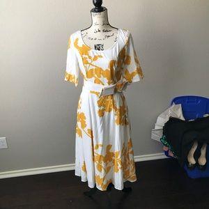 Eshakti a-line dress. NWOT