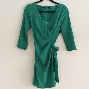 Ash & Co. Wrap Dress Size Small