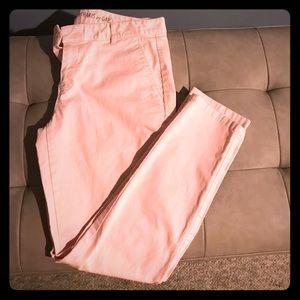 Gap Skinny Khakis - Size 8