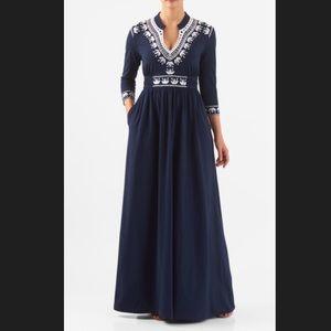 New Eshakti Boho Fit Flare Dress XL 18
