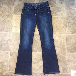 Paige Hidden Hills Bootcut Designer Denim Jeans