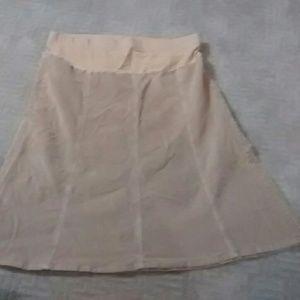 Long Maternity Skirt