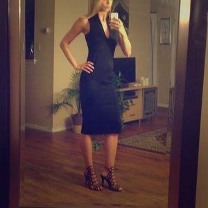 Black Dress -work to cocktails to dinner & dancing