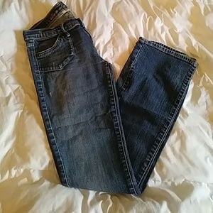 Abercrombie and Fitch stretch denim jeans