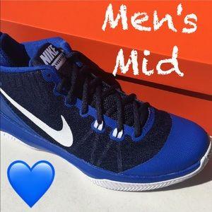New Men's Mid Nike Sneaker 