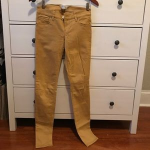 Mustard Express Jeans