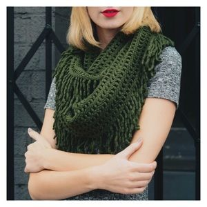 New Arrival- Knit Infinity Scarf
