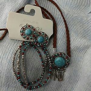*****     Colors Jewelry Set