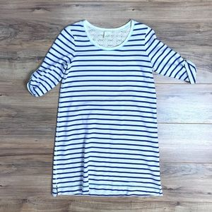 Anthropology E by Louise Striped Dress