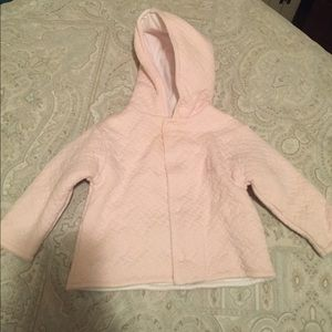Other - Warm quilted jacket