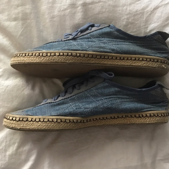 Onitsuka Tiger Mexico 66 Espadrille gently used