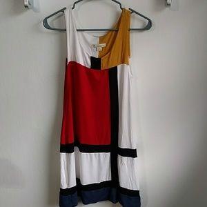 Forever 21 Mod shift dress