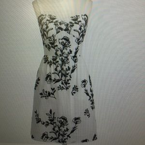 🎉NWT J CREW Embroidered Sundress So Feminie CUTE