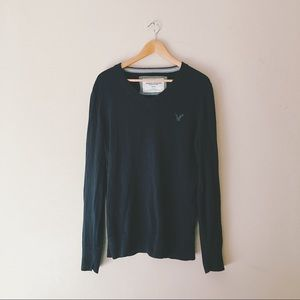NEW 🍁 AEO Cozy Pullover Sweater Vintage Fit